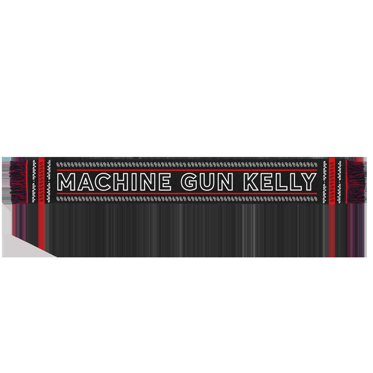 MGK Logo Paisley Scarf & Hotel Diablo Digital Album Download