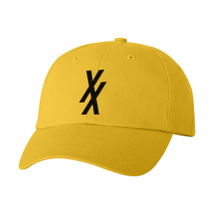 XX Yellow Dad Hat