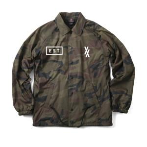 EST XX Camo Jacket