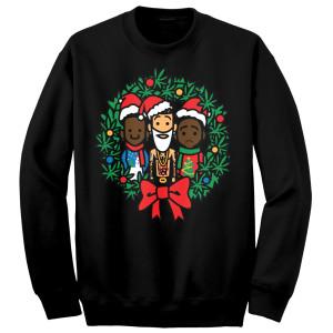 MGK Crew Holiday Sweatshirt