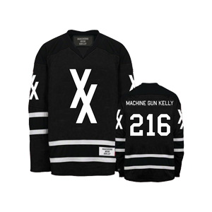 XX Hockey Jersey (Black)