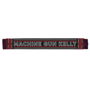 MGK Logo Paisley Scarf & Hotel Diablo Digital Album Download