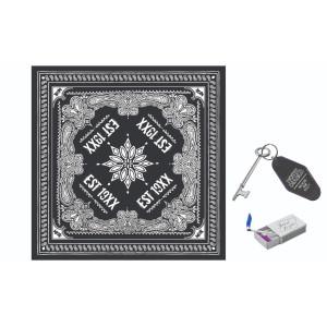 Hotel Diablo Stickers, EST 19XX Bandana & Hotel Diablo Digital Album Download