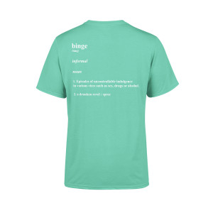 Tongue T-Shirt (Teal)