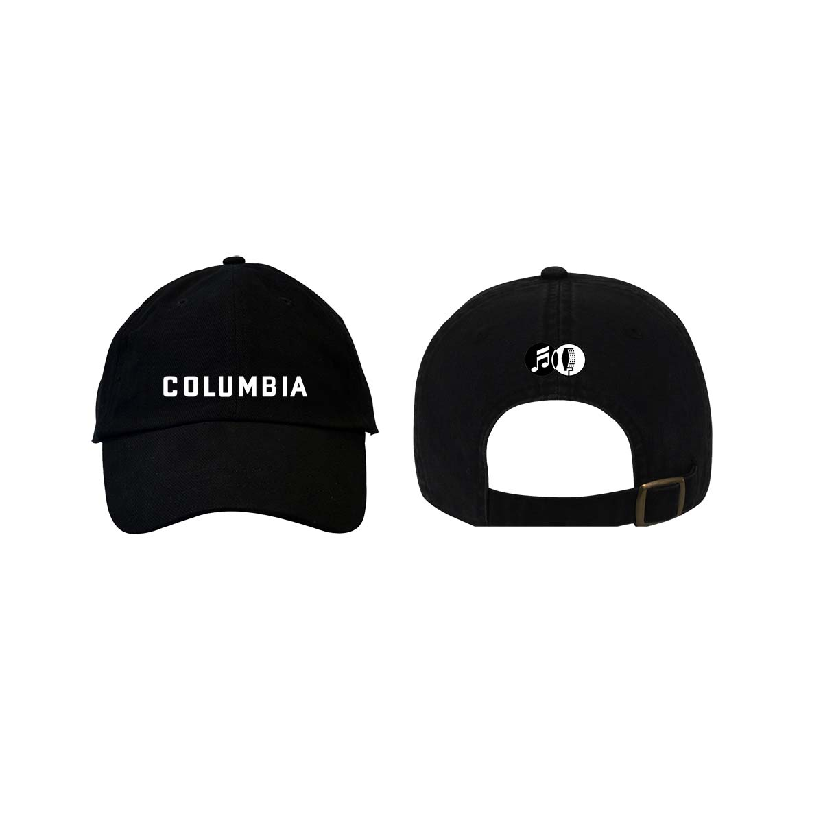 Columbia Records Dad Hat