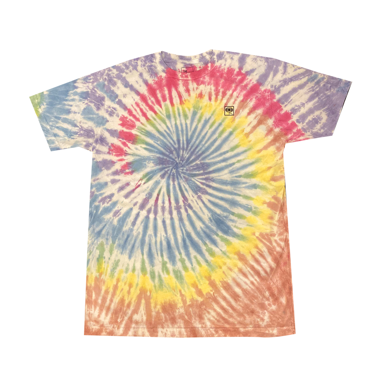 Columbia Records TieDye T-Shirt