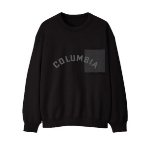 Columbia Records Black Patch Crewneck