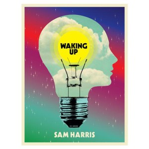 Waking Up Light Bulb Print