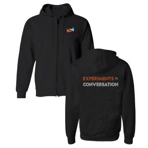 Experiments In Conversation Hoodie