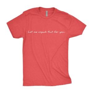 Unpack T-Shirt