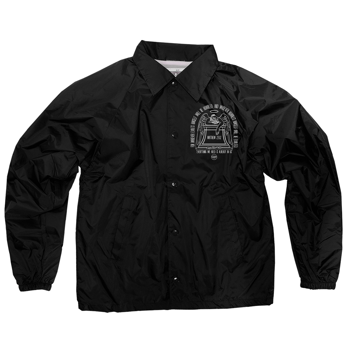 Humble Jacket [Black]