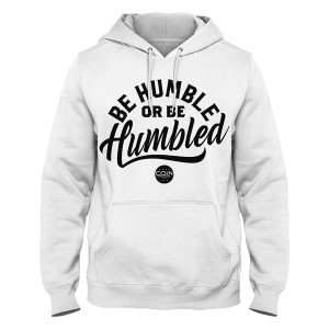 Humble Pullover Hoodie [White]