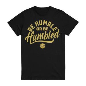 Humble T-Shirt [Black/Gold Edition]
