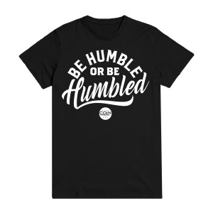 Humble T-Shirt [Black]