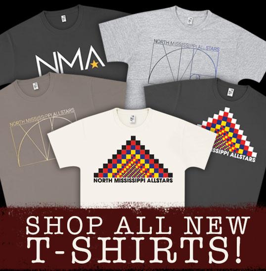 NMA T-Shirts