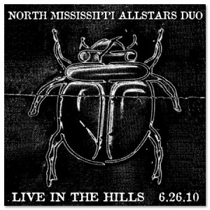 North Mississippi Allstars Duo - Live In The Hills Bootleg CD