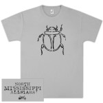 NMA Grey Beetle Shirt