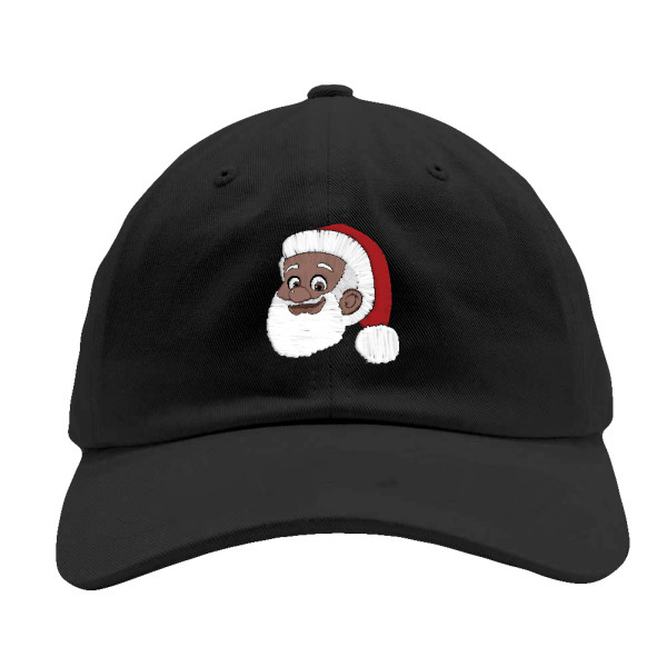 Clarence Claus Dad Hat | Shop the Greentop Gifts Official Store
