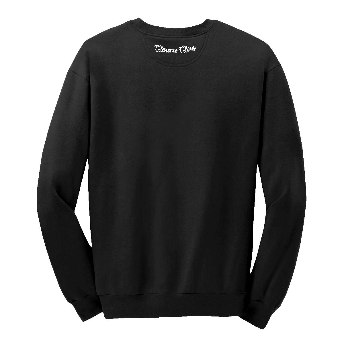 Clarence Claus™ Sweatshirt [Black]