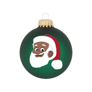 Clarence Claus Tree Ornament