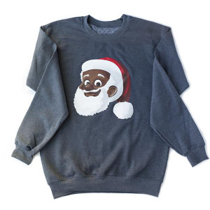 Clarence Claus Crewneck Sweatshirt