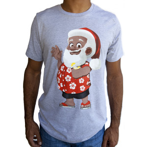Summer Clarence Claus T-Shirt