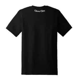 Clarence Claus™ Pocket Tee [Black]