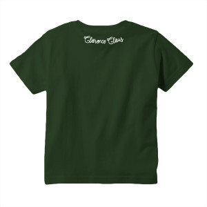 Top of the Nice List - Toddler Tee [Green]