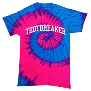 Thotbreaker Tie Dye T-Shirt