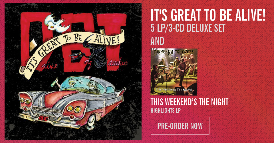 Pre-order It's Great To Be Alive!