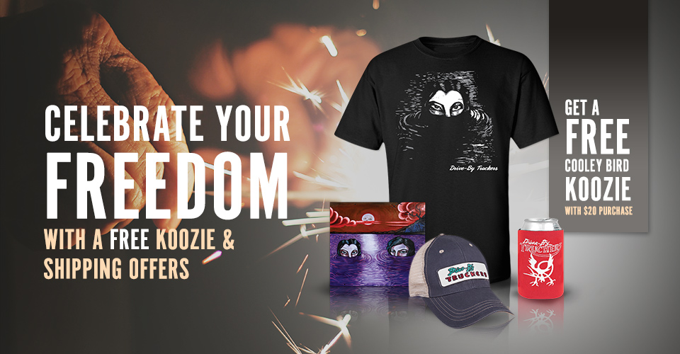 FREE Koozie & Shipping Offers!