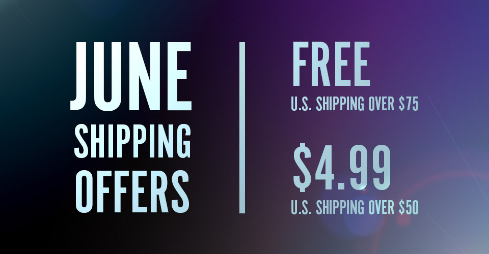 Shipping Deals- Shop Now!