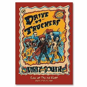 DBT Live at The 40 Watt  DVD