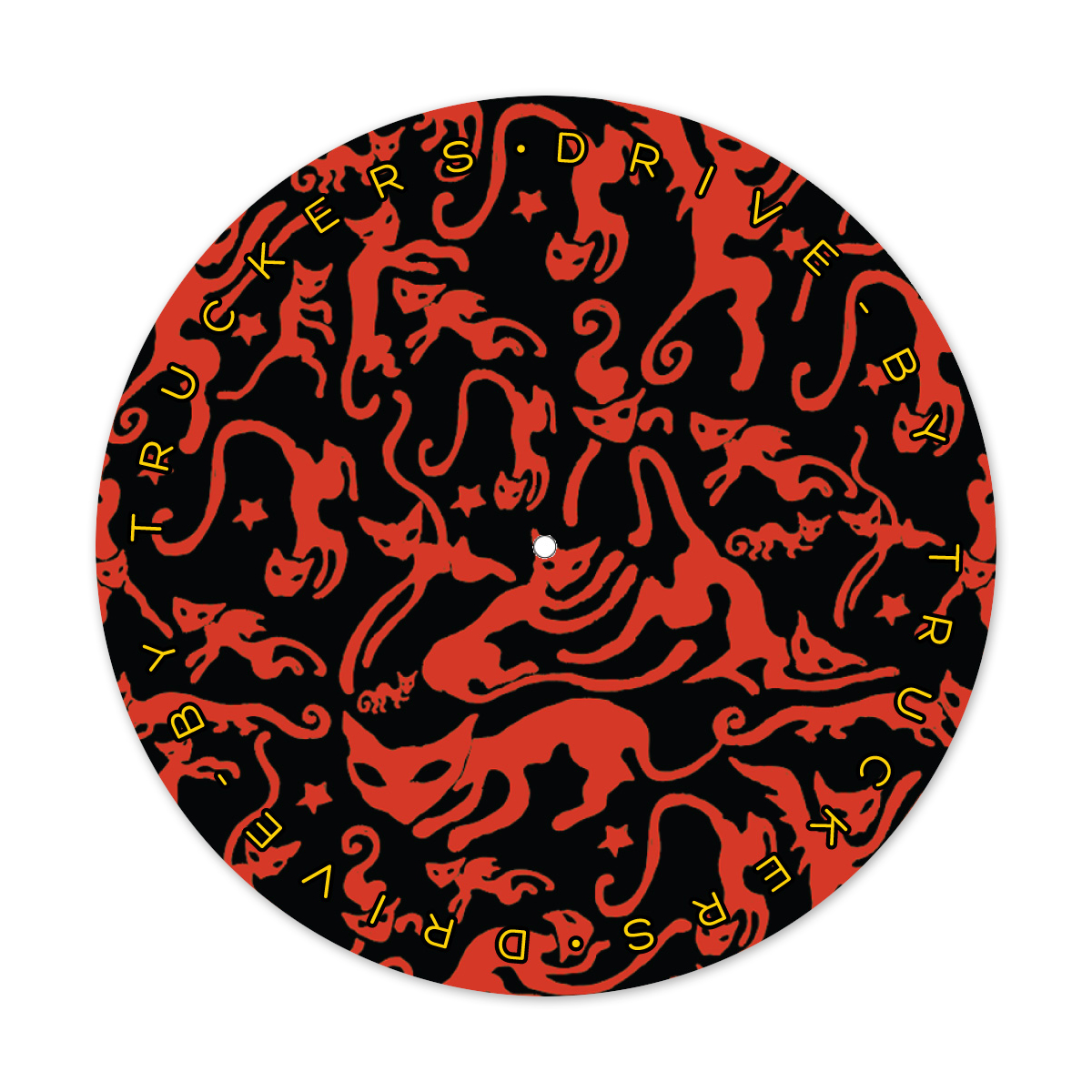 The Unraveling Slipmat