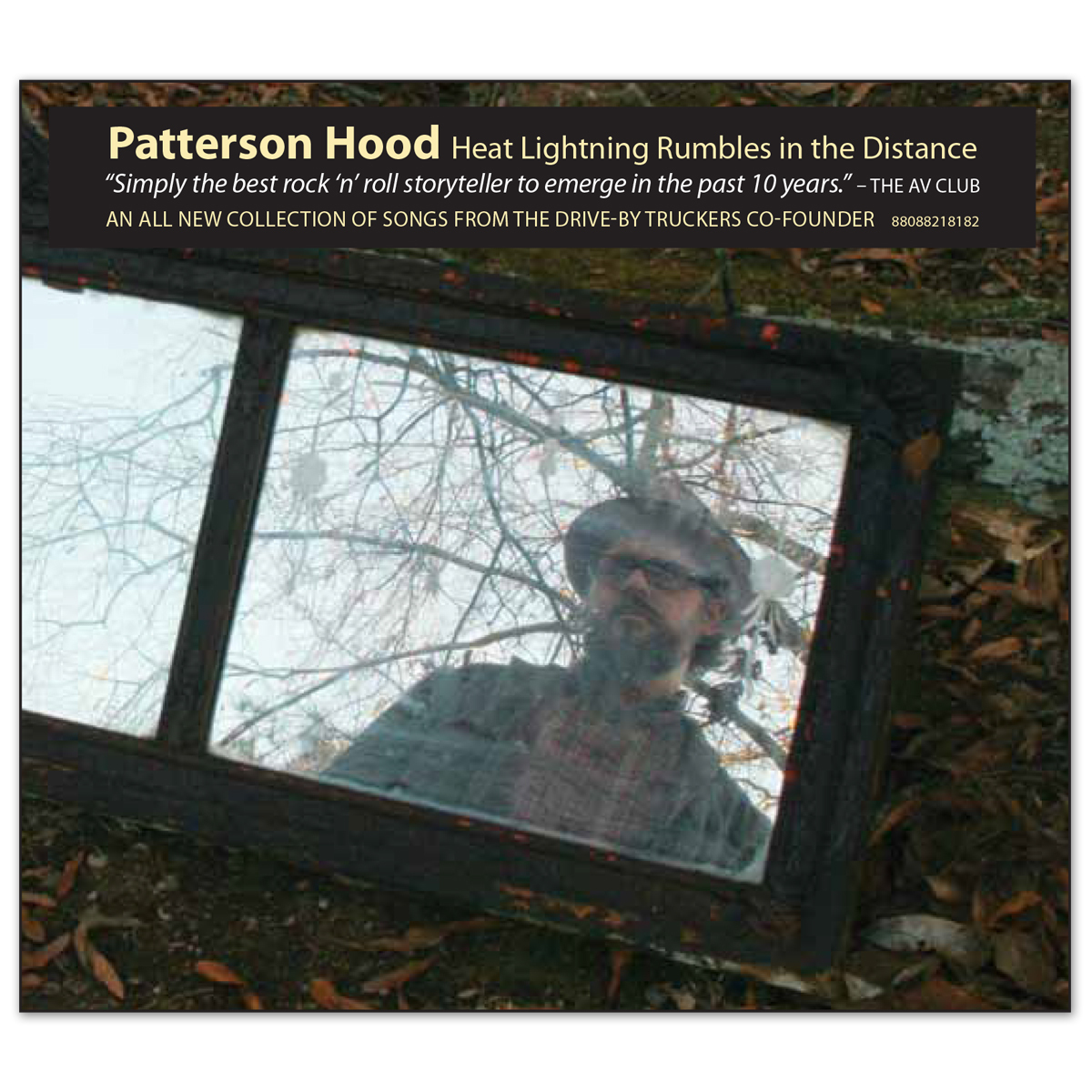 Patterson Hood - Heat Lightning Rumbles In The Distance CD