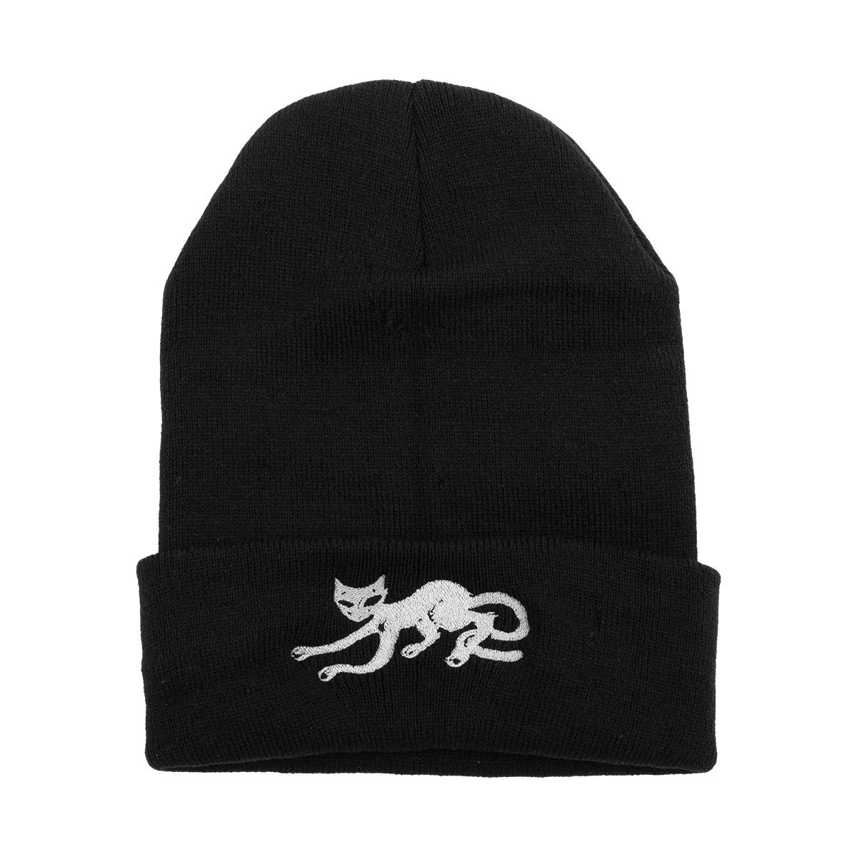 Black Catterson Knit Cap