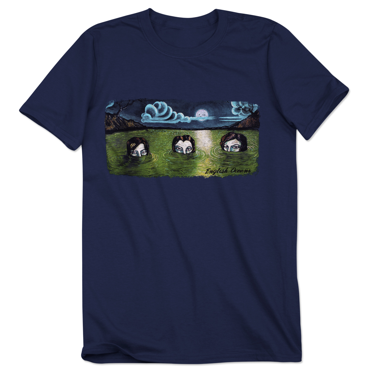 English Oceans T-Shirt