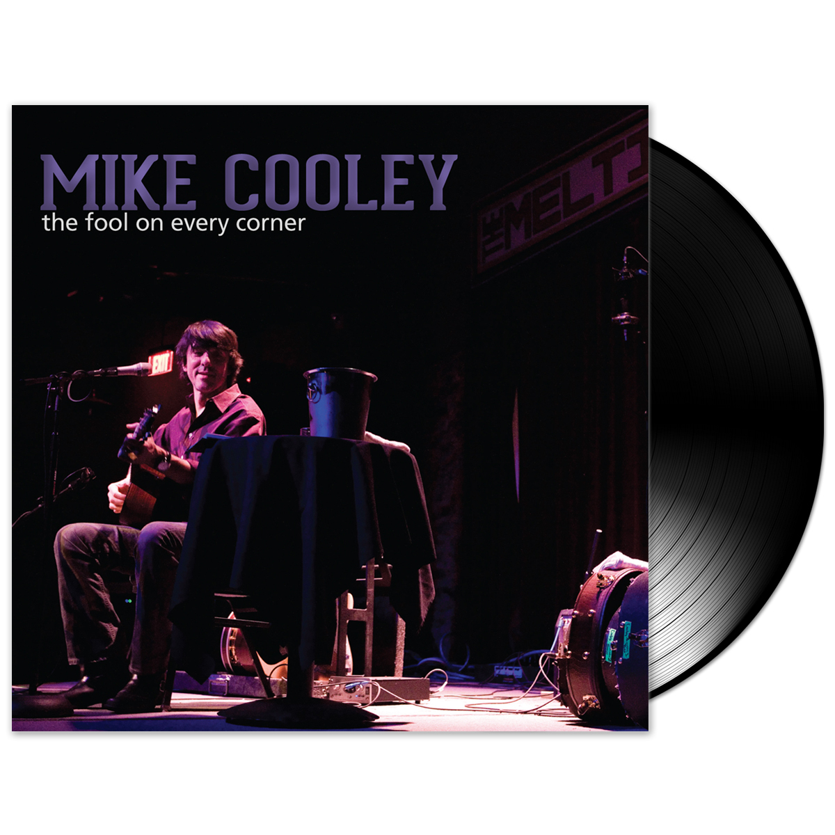 Mike Cooley The Fool On Every Corner Vinyl Shop The