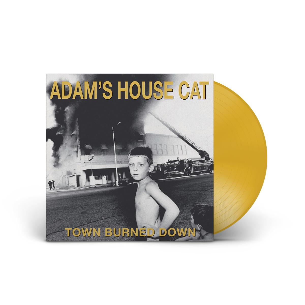 Adam's House Cat - Town Burned Down LP
