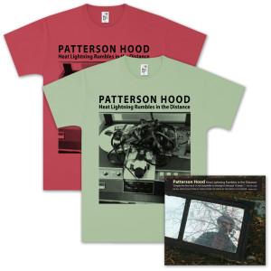 Patterson Hood - Heat Lightning CD & Tee Combo