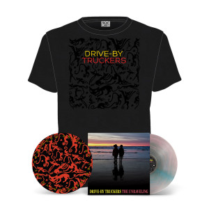 The Unraveling LP + Slipmat + T-Shirt Bundle