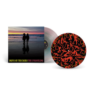 The Unraveling LP + Slipmat Bundle