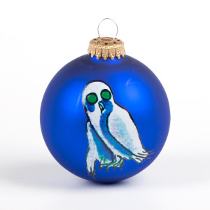 Drive-By Truckers Owl Ornament