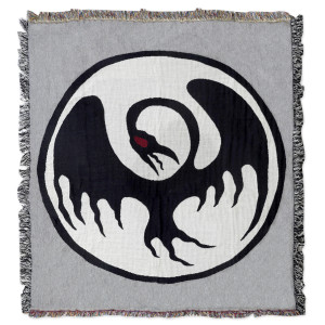 Cooley Bird Throw Blanket