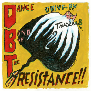 Dance Band of the Resistance Sticker