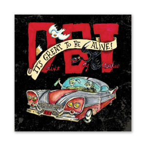 It's Great To Be Alive! (Deluxe 5 LP + 3-CD Set)