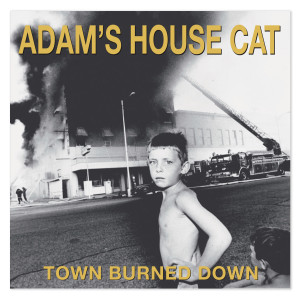 Adam's House Cat - Town Burned Down CD
