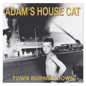 Adam's House Cat - Town Burned Down CD