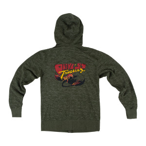 DBT Alley Cat Cooley Bird Hoodie