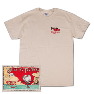 Drive-By Truckers Summer Tour 2014 T-Shirt